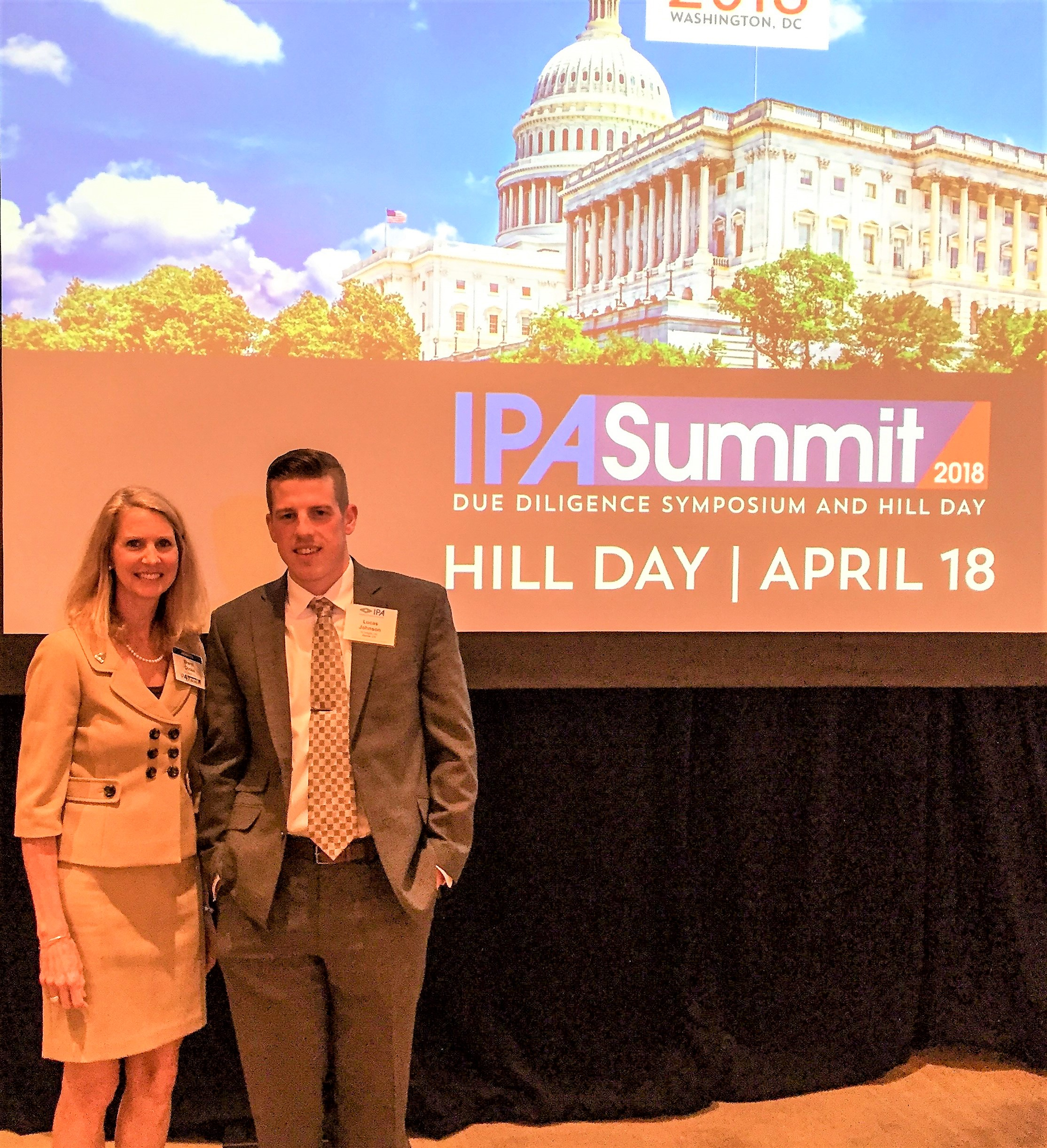 2018 IPASummit, sherri cooke, lou johnson, ai insight, alternative investments, legislation, due diligence